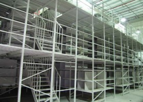 重型仓储货架与阁楼货架的区别