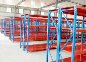 南京三立柱货架