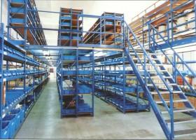 南京货架厂-4S店货架