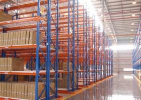 托盘货架的托盘和货架一起使用时的注意事项